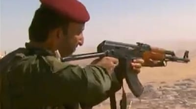 Kurdish forces advance against IS in Iraq