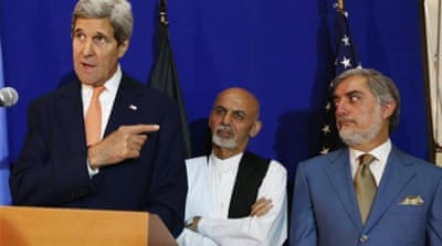 Afghan elections: Why the candidates can't reach a deal