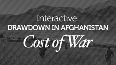 Afghanistan: The cost of war