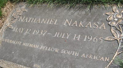 In death, exiled S African writer comes home