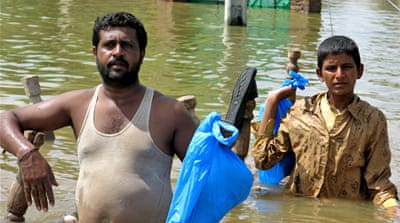 In Pictures: Floods ravage Pakistan