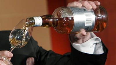Whisky purveyors weigh in on Scotland vote
