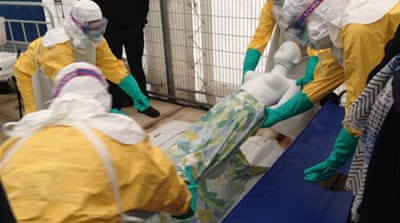 Ebola for dummies: Bridging the health worker gap