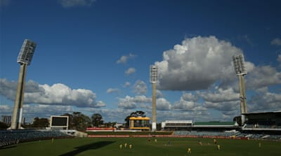 Storms clear the WACA to leave perfect weather for the match between Western Australia and Afghanistan  [Getty]