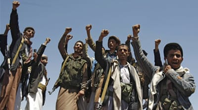 Houthis tighten grip on Yemen capital