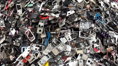On the e-waste trail