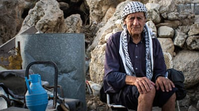 In Pictures: Seized land in Palestine