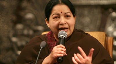The case against Jayalalithaa Jayaram was filed nearly two decades ago [GALLO/GETTY]