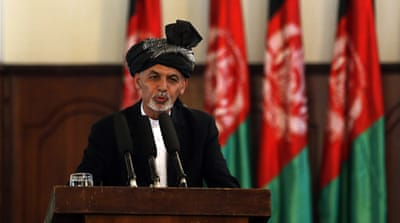 Former Afghan president Hamid Karzai offered immunity to those who returned the money [Reuters]