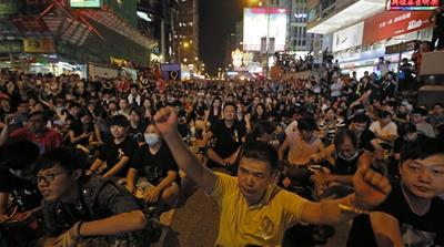 What's next for Hong Kong's growing protests?