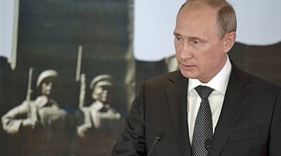 Putin unveils peace plan for Ukraine