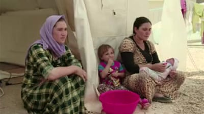 Iraq's Yazidis struggle to free enslaved daughters
