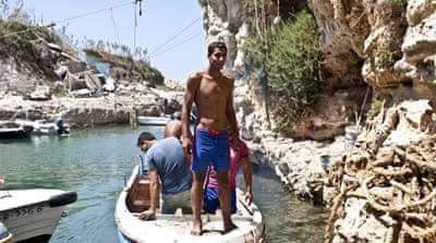 In Pictures: Lebanon's dying fishing industry
