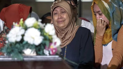 First funeral held for AirAsia crash victim