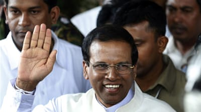 Sri Lanka's new leader moves to form cabinet