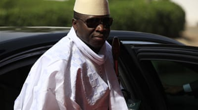 Meet the President - Yahya Jammeh