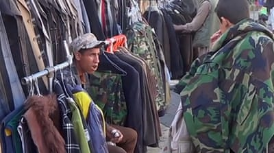 Used clothes find buyers aplenty in Yemen