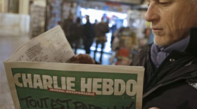 Charlie Hebdo sells out in record time