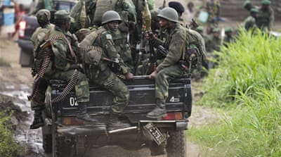 Offensive to target Rwandan fighters in DRC
