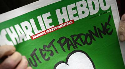 The return of Charlie Hebdo