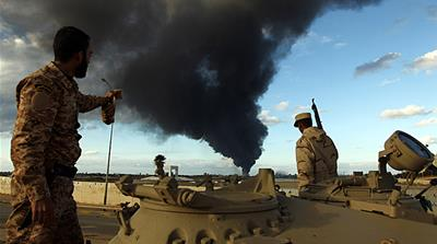 What is left of Libya