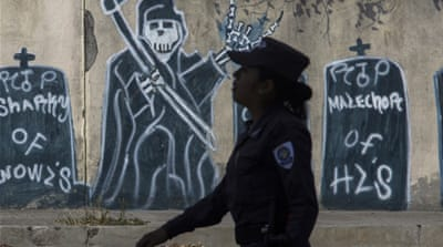 El Salvador is the most dangerous country in the world because of gang violence [Getty Images]