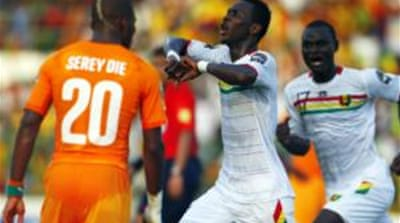 Yattara had put Guinea ahead in the opening game [Reuters]