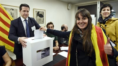 Catalans eye new independence 'referendum'