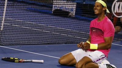 Nadal, Federer made to work hard