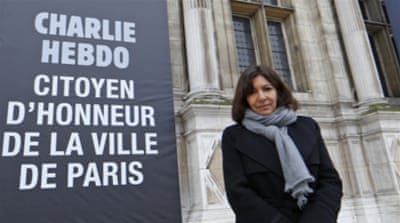 Mayor Anne Hidalgo said the image of Paris had been prejudiced by Fox' comments [Reuters]
