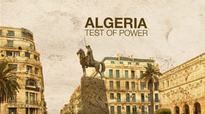 Algeria: Test of power