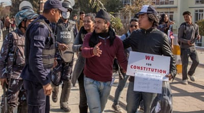 Nepal, a country of great diversity, has been defined in the image of certain communities, writes Bell [Omar Havana/Al Jazeera]