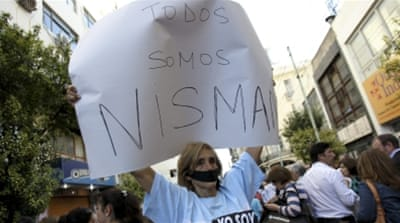 Thousands took to the streets last week demanding answers around Nisman's death