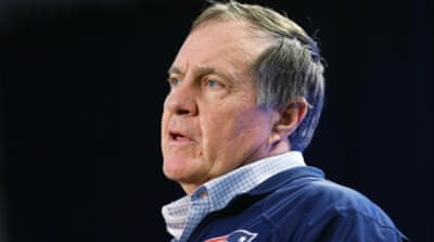 In 2007, Belichick was fined $500,00  for videotaping an opponent's defensive signals [Getty Images]