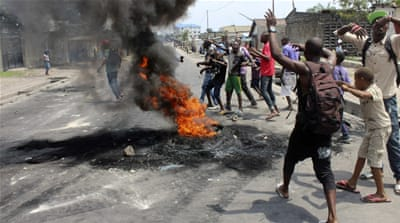 DR Congo protests over census turn deadly