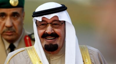 King Abdullah of Saudi Arabia dies