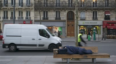 France's growing income inequality problem