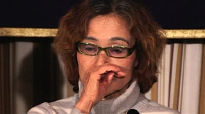 Junko Ishido said she would let Muslim students coming to study in Japan to stay at her home [Michael Penn]