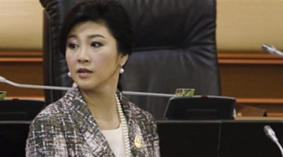 No date has been set for the formal indictment, but if charged Yingluck faces 10 years in jail