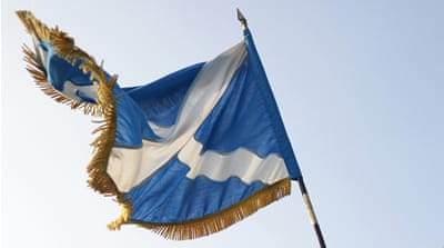 Scottish National Party surges in popularity