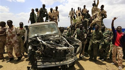 Fighting erupted in South Kordofan in 2011 when rebels took up arms against the Khartoum government [Reuters]