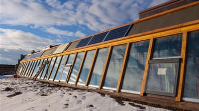 'Earthship' revolution in the US