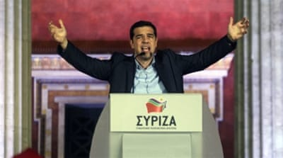 Anti-austerity Syriza sweeps Greece parliamentary poll