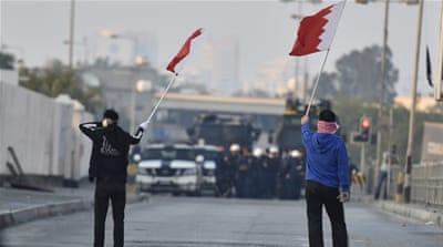 Bahrain begins trial of opposition leader