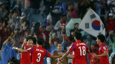 South Korea won their last Asian Cup in 1960 [Reuters]