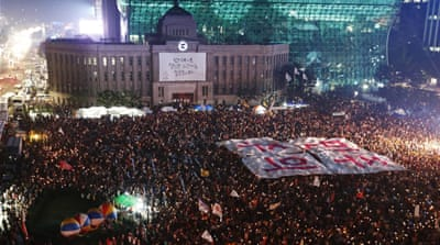 Is South Korea's democracy under threat from within?
