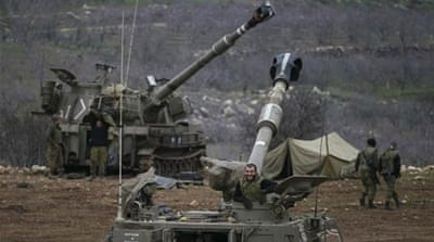 Tensions have soared along the ceasefire line since a January 18 air strike attributed to Israel killed six Hezbollah fighters and an Iranian general near Quneitra in Syria [Reuters]