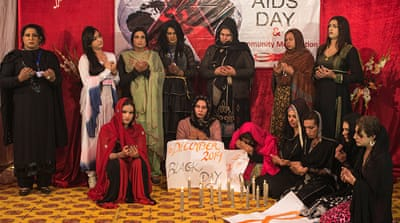 Pakistani LGBT community's fight for rights