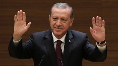 Opposition mounts over Turkey's new security bill