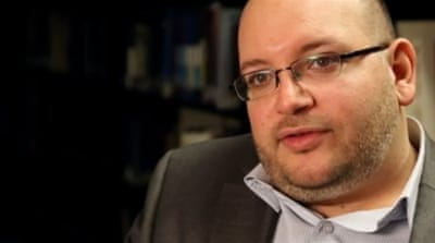 Rezaian, his wife, Yeganeh Salehi, and two photojournalists were detained in Tehran on July 2014 [EPA]